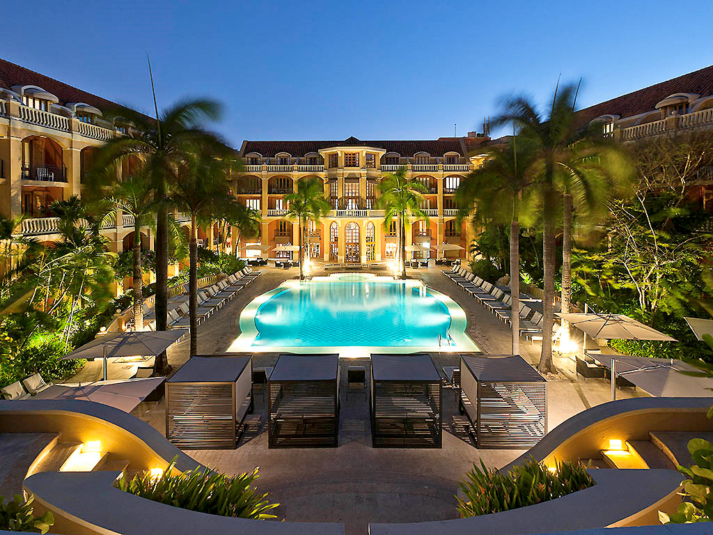 Sofitel Legend Santa Clara Hotel