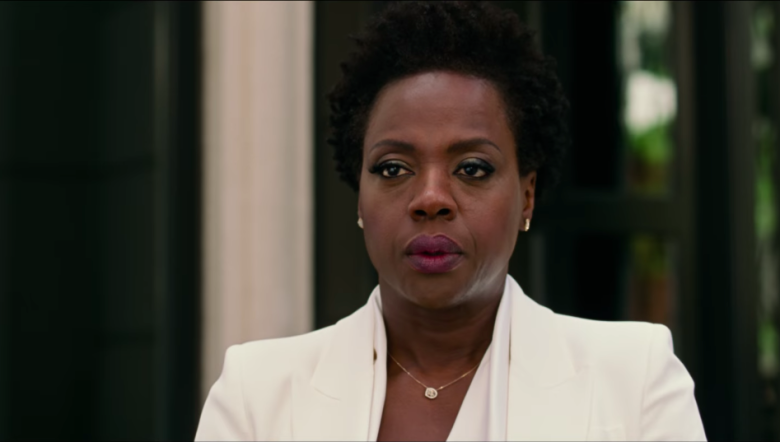 Widows Movie Trailer