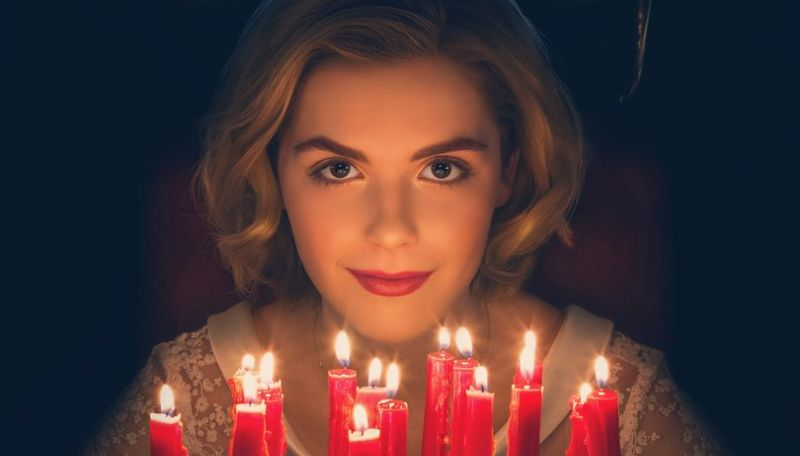 Chilling Adventures of Sabrina Trailer