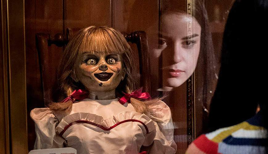 Annabelle Comes Home Atlanta Screening